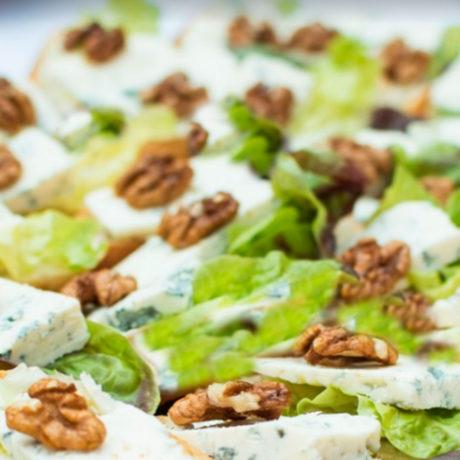 OsteriaSantoSpirito-osteria-insalata-gorgonzola-noci